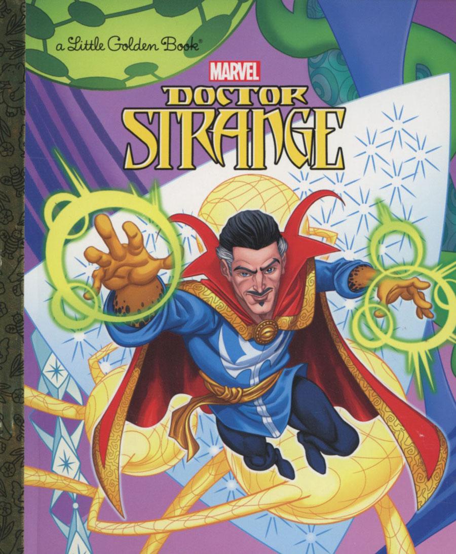 Doctor Strange Little Golden Book HC