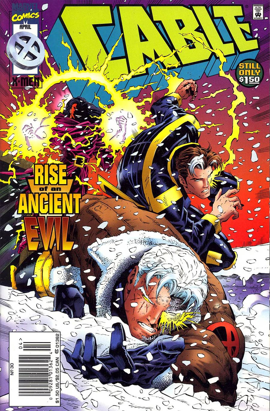 Cable #30 Cover B Newsstand Edition