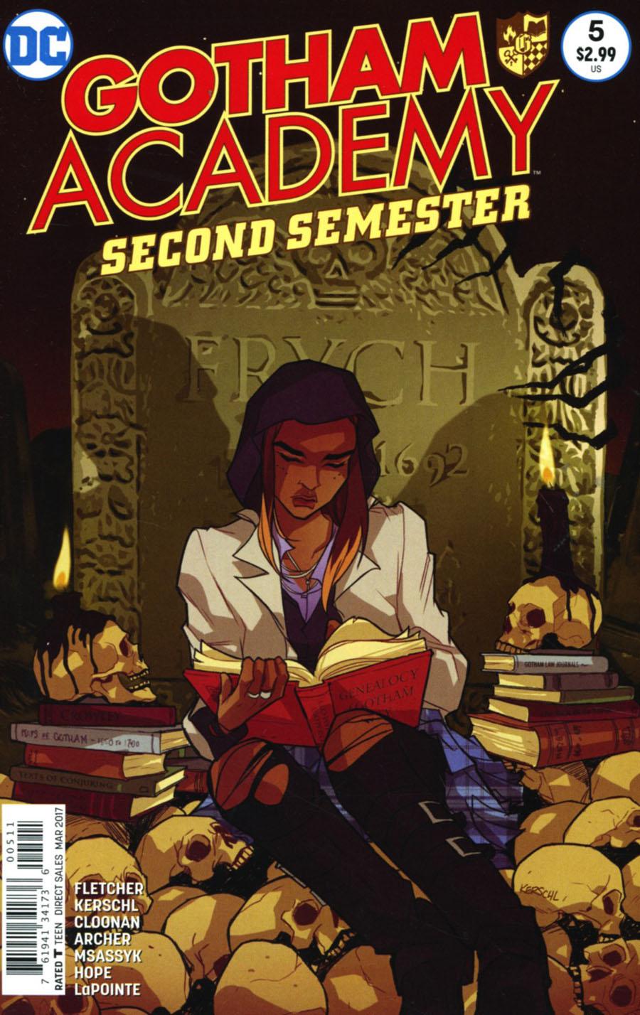 Gotham Academy Second Semester #5
