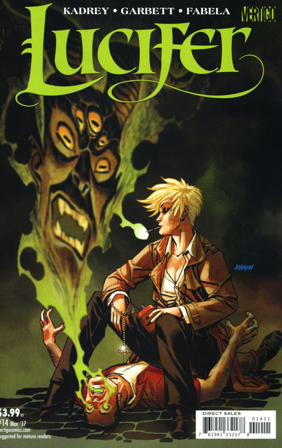 Lucifer Vol 2 #14