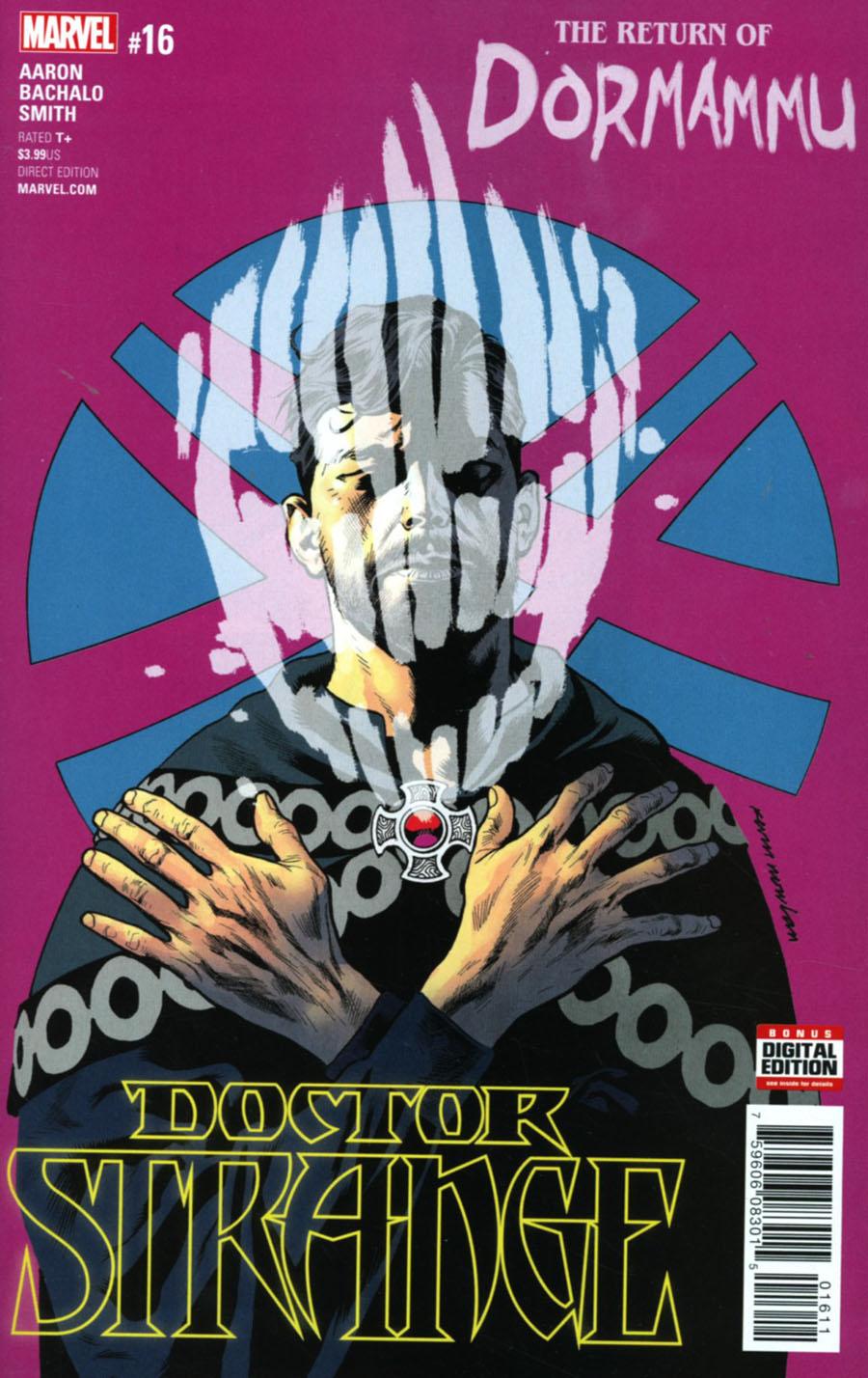Doctor Strange Vol 4 #16