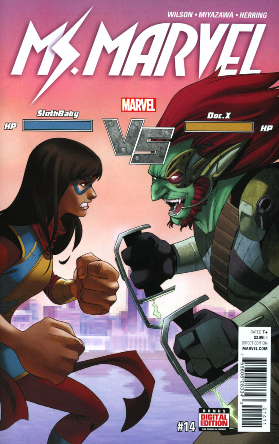 Ms Marvel Vol 4 #14