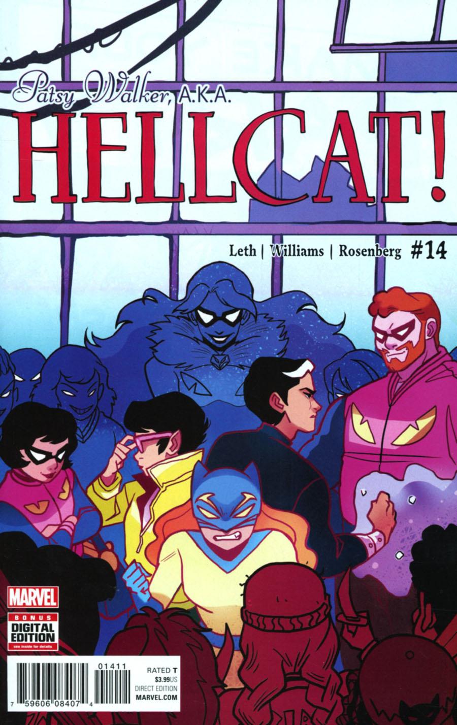 Patsy Walker AKA Hellcat #14