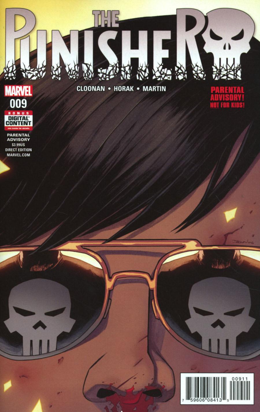 Punisher Vol 10 #9