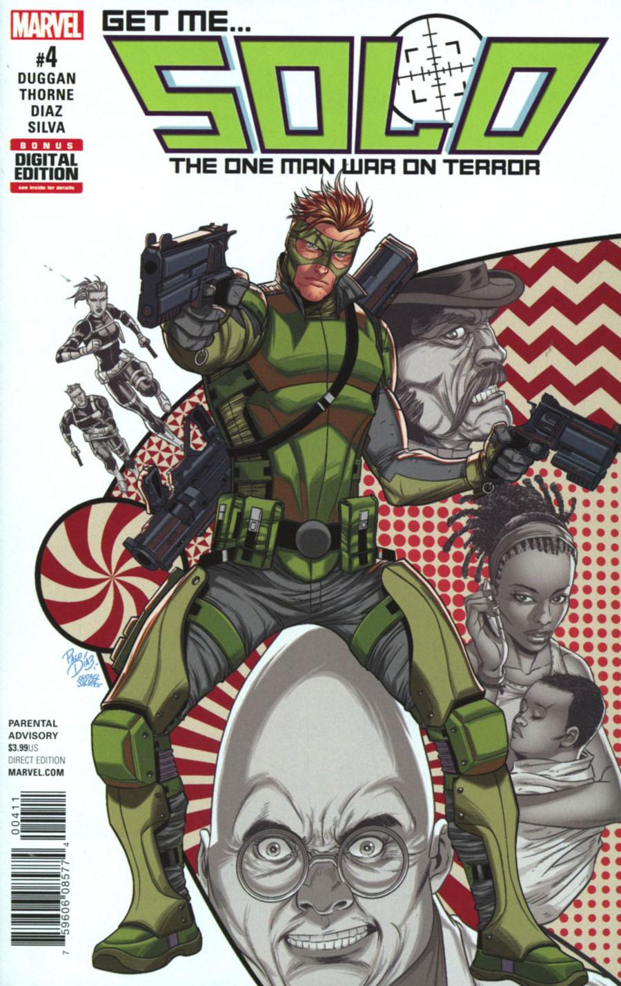 Solo (Marvel) Vol 2 #4