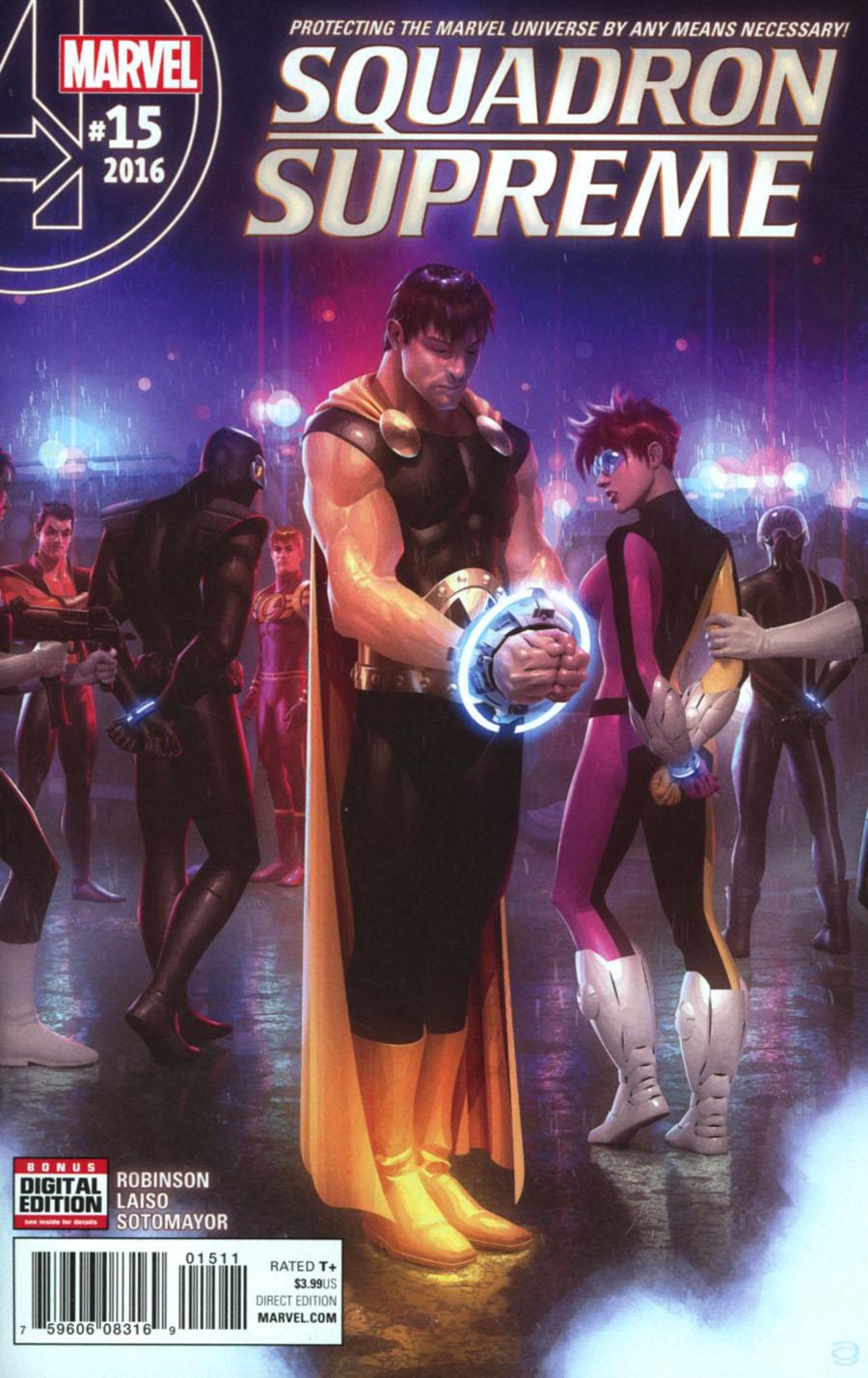 Squadron Supreme Vol 4 #15
