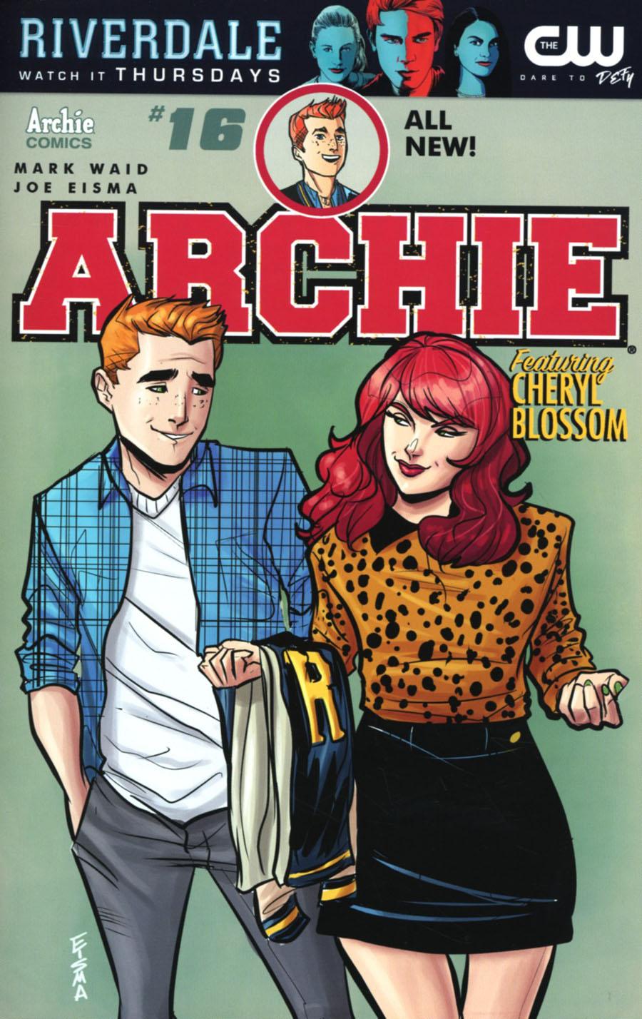 Archie Vol 2 #16 Cover A Regular Joe Eisma Cover