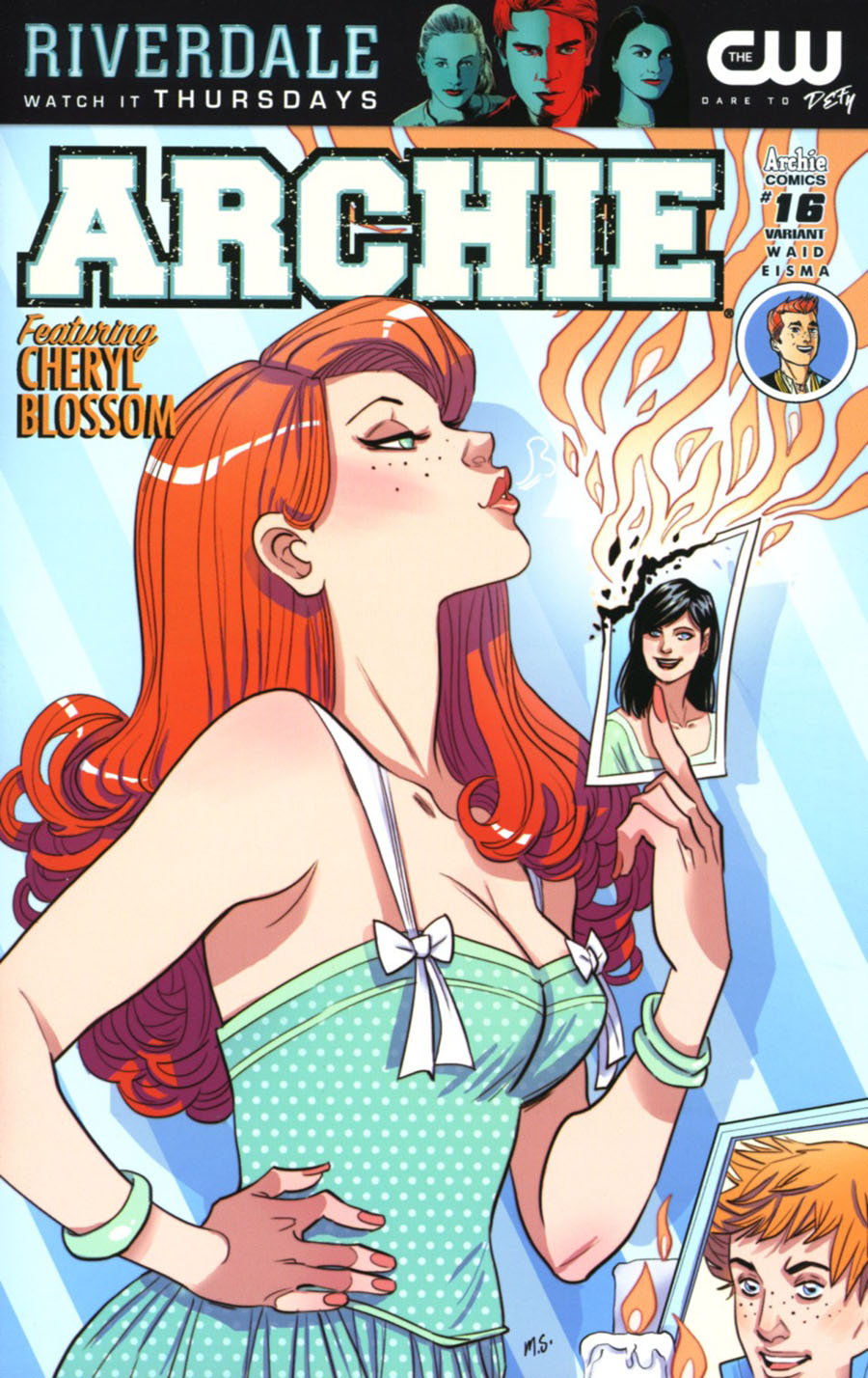 Archie Vol 2 #16 Cover B Variant Marguerite Sauvage Cover
