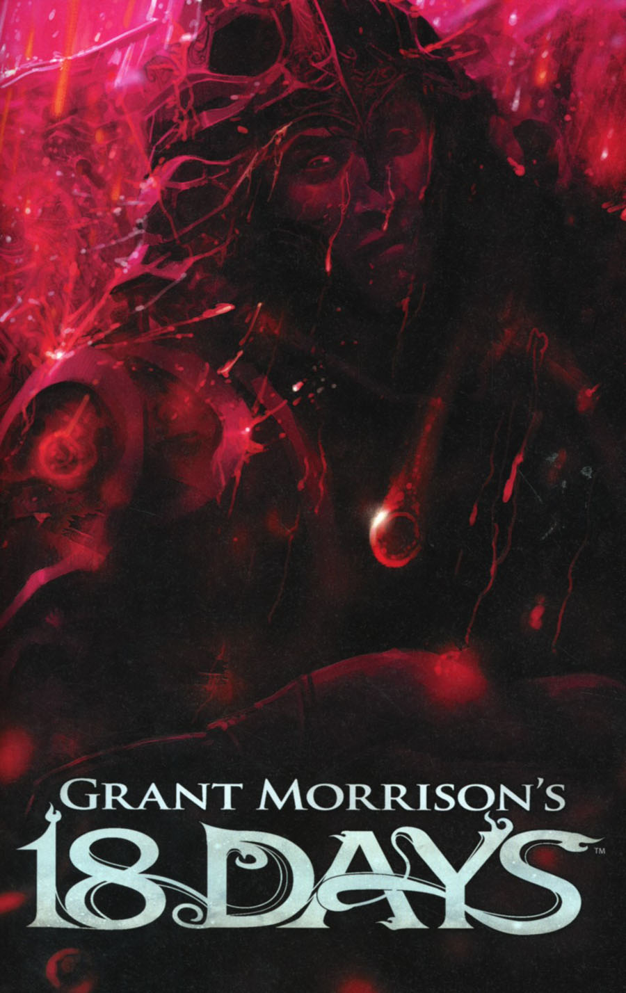Grant Morrisons 18 Days #19 Cover B Variant Mukesh Singh Cover