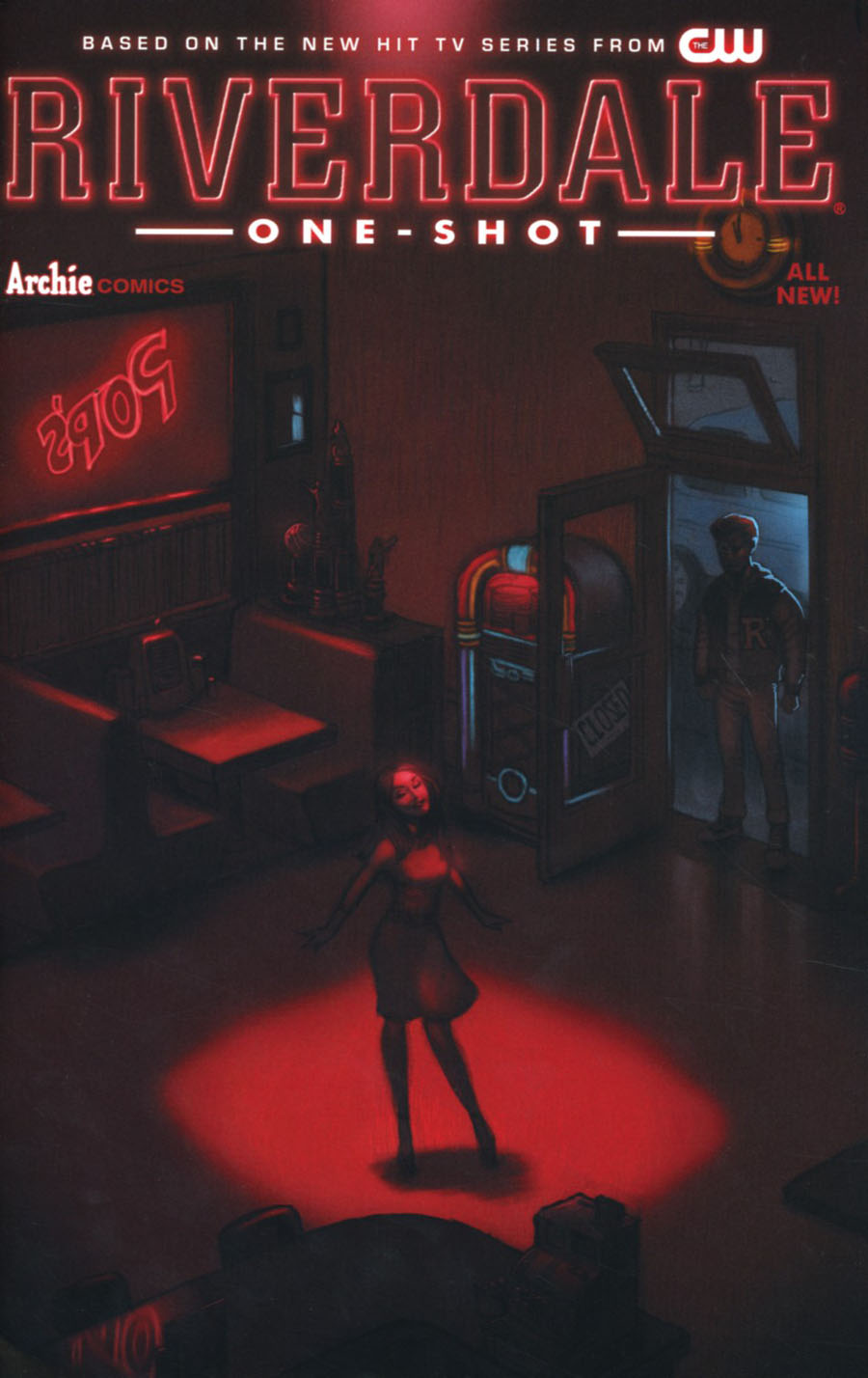 Riverdale One Shot Cover F Variant Moritat Cover
