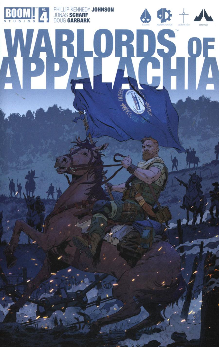 Warlords Of Appalachia #4