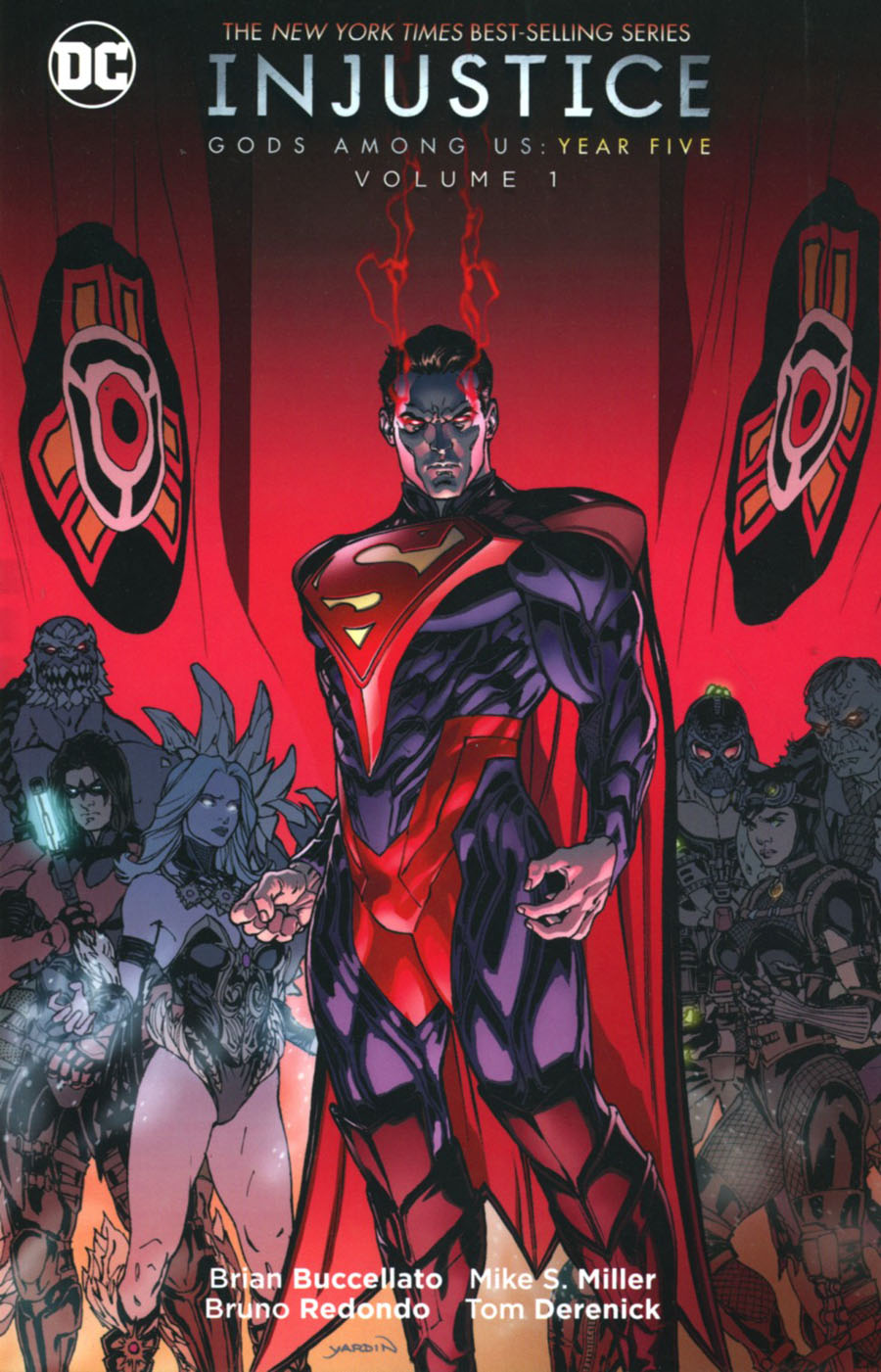 Injustice Gods Among Us Year Five Vol 1 TP
