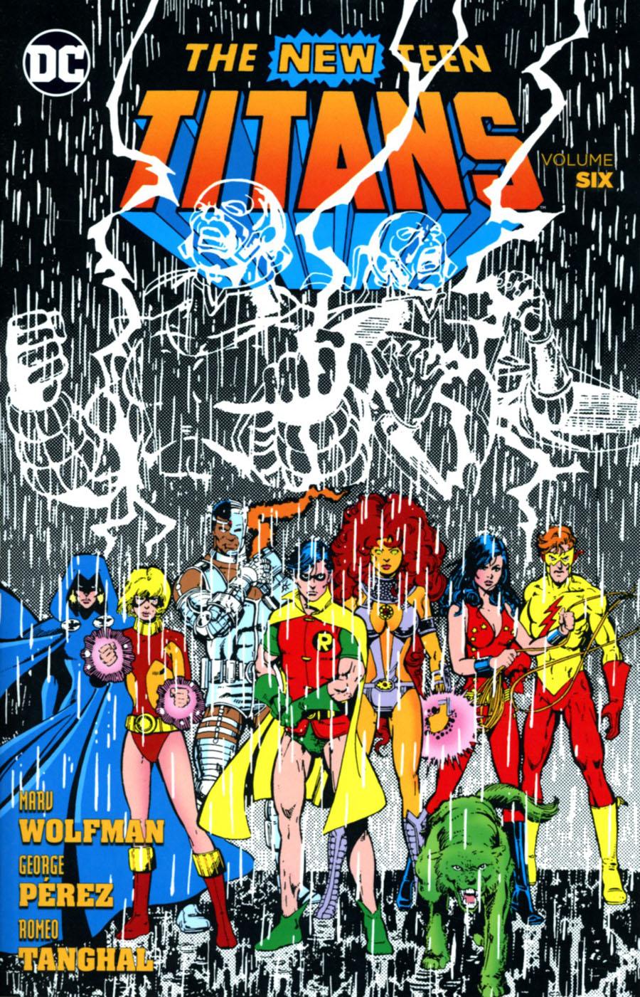 New Teen Titans Vol 6 TP