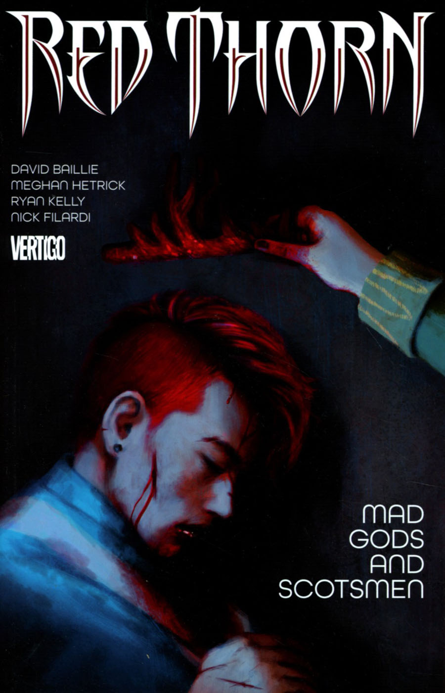 Red Thorn Vol 2 Mad Gods And Scotsmen TP