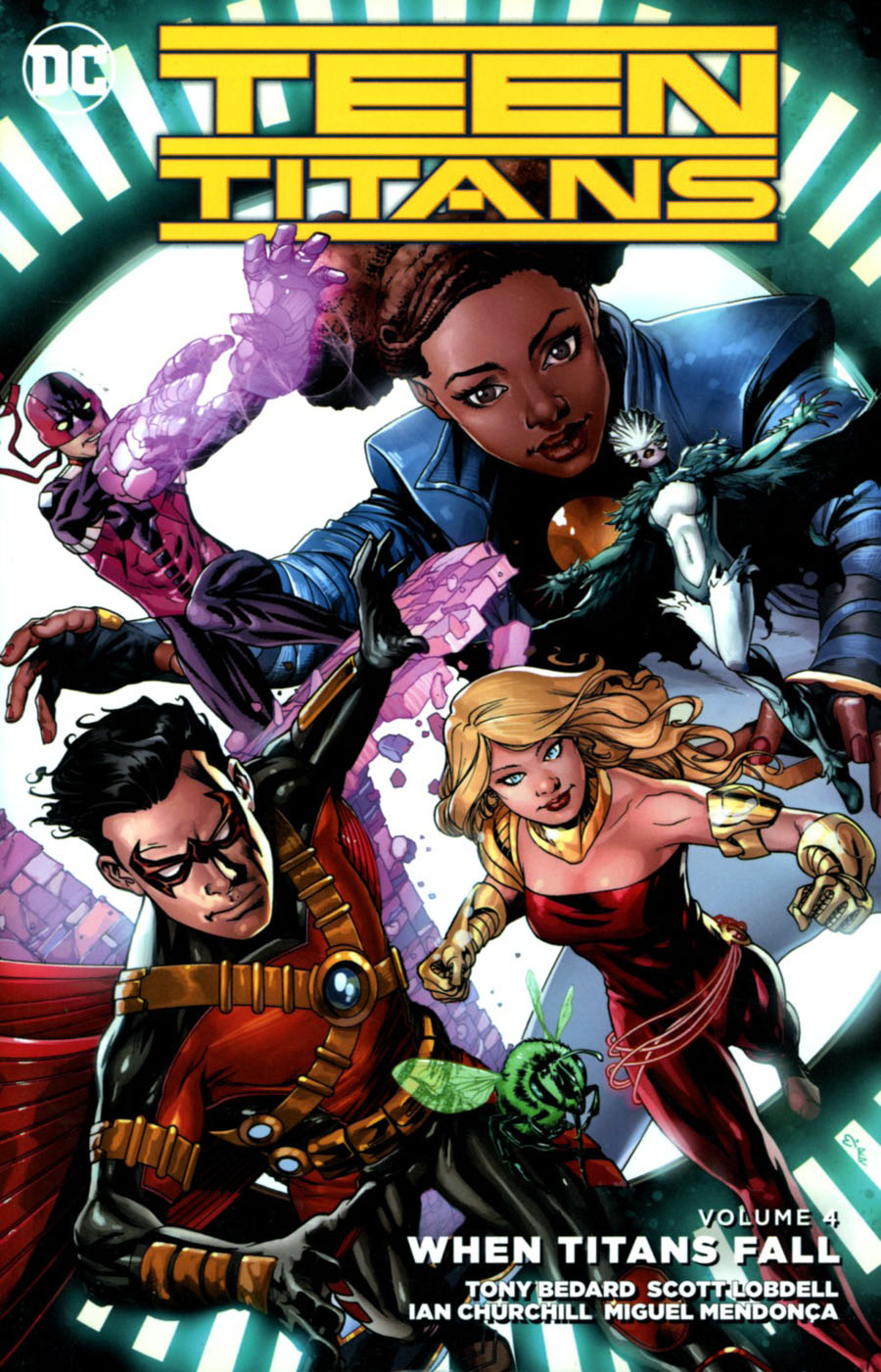 Teen Titans (New 52) Vol 4 When Titans Fall TP