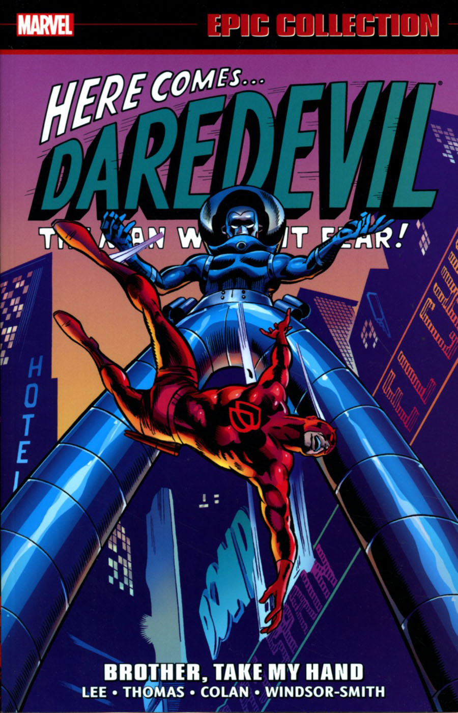 Daredevil Epic Collection Vol 3 Brother Take My Hand TP