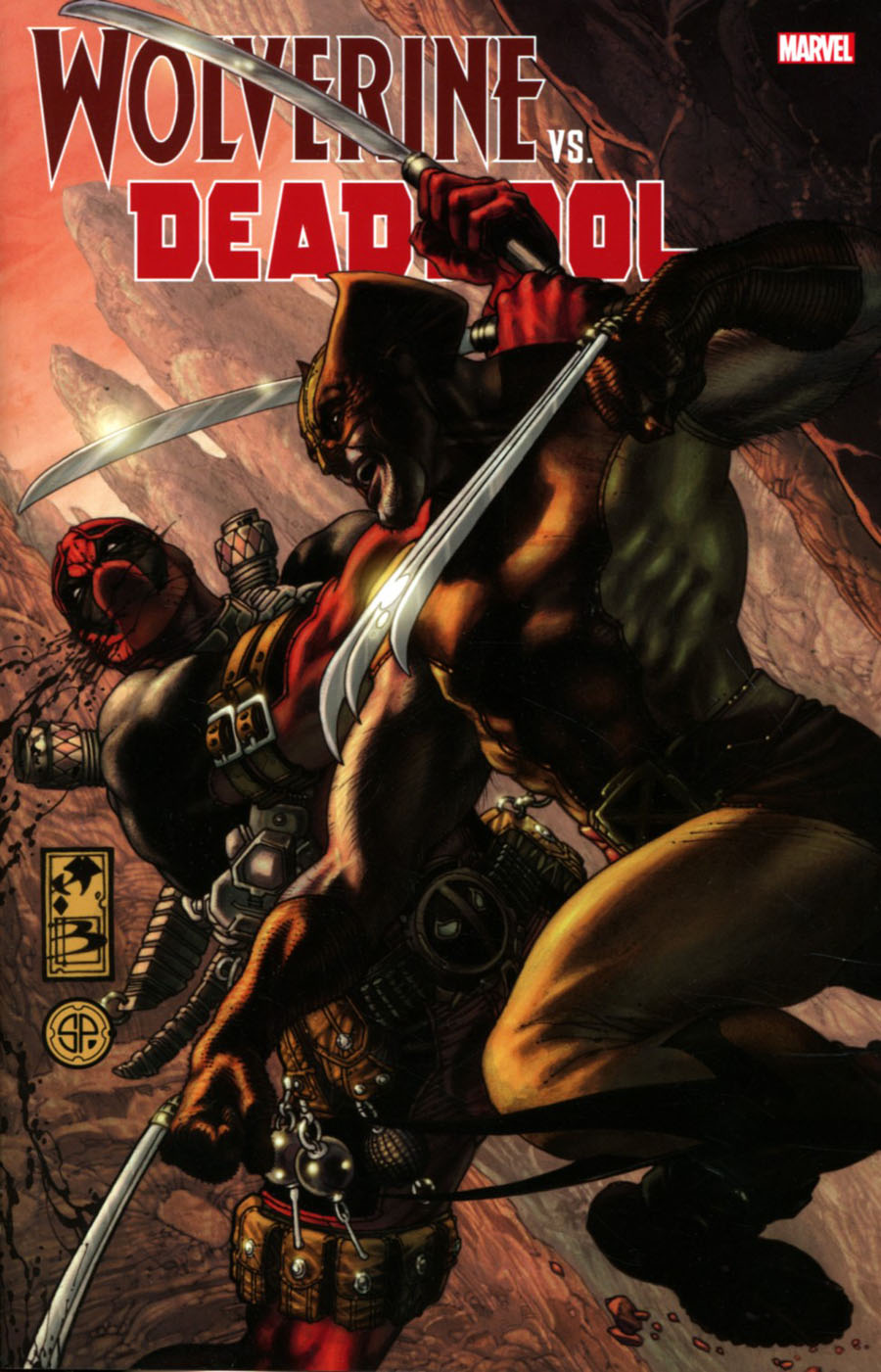 Wolverine vs Deadpool TP
