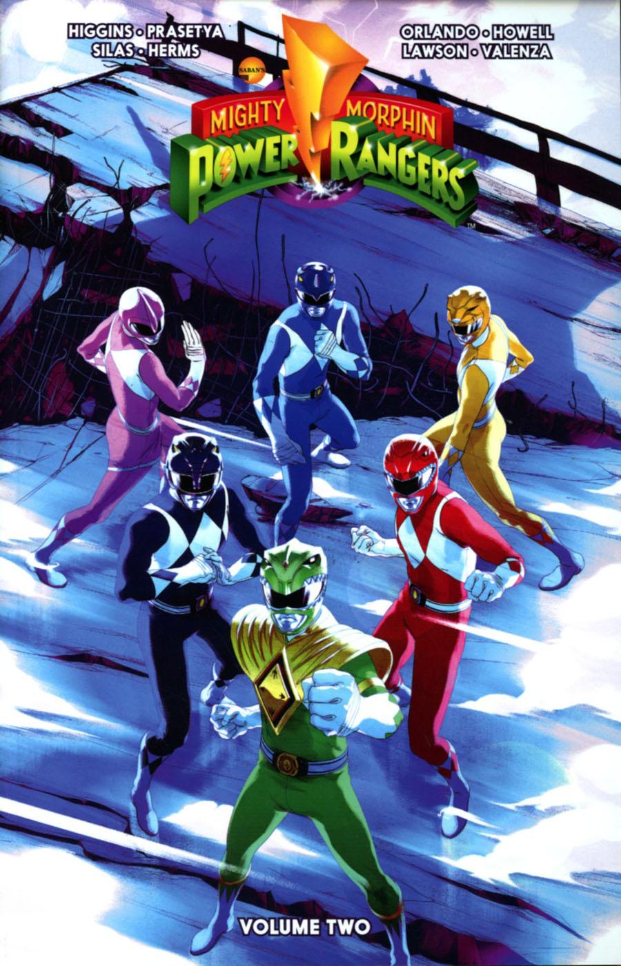 Mighty Morphin Power Rangers Vol 2 TP