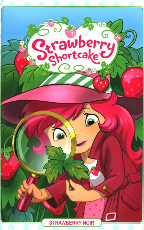 Strawberry Shortcake Vol 2 Strawberry Noir HC