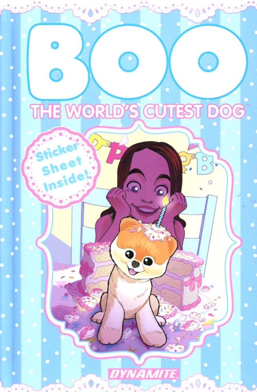 Boo Worlds Cutest Dog Vol 1 A Walk In The Park HC