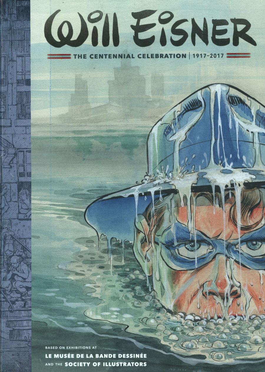 Will Eisner Centennial Celebration 1917-2017 HC Regular Edition