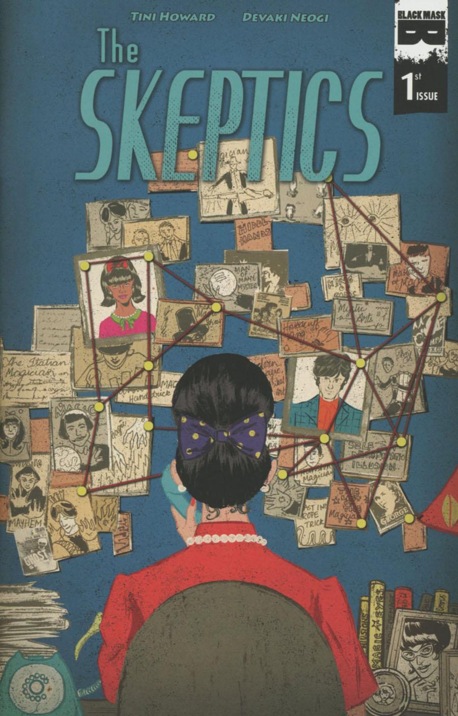 Skeptics #1 Cover A Devaki Neogi