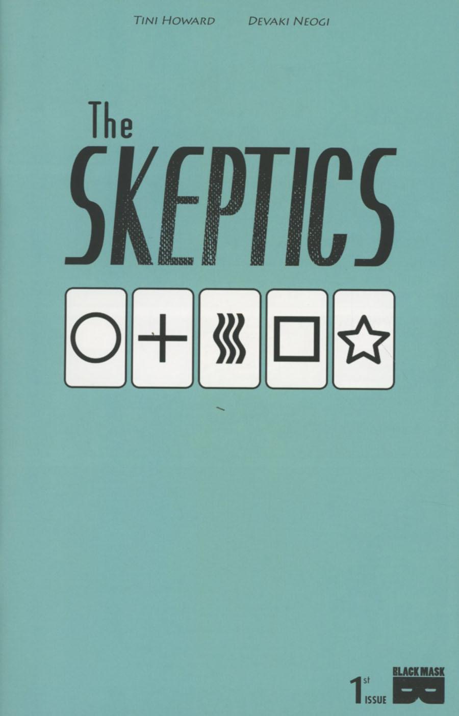 Skeptics #1 Cover B Tini Howard