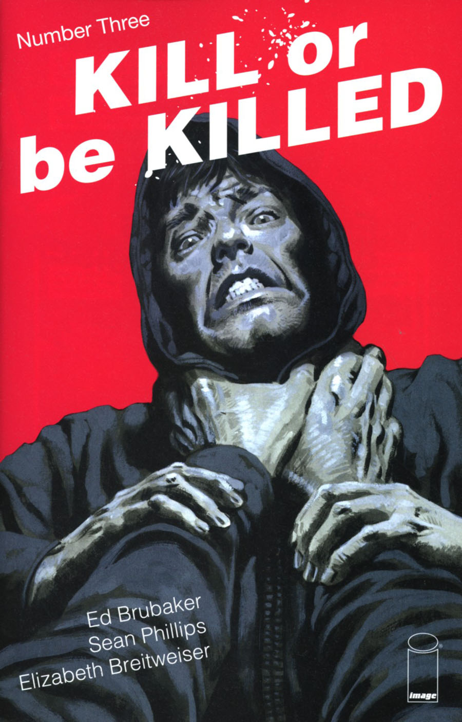 Kill Or Be Killed #3 Cover B 2nd Ptg Sean Phillips Variant Cover