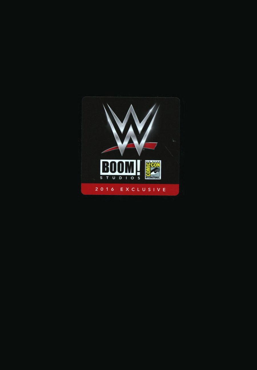 LCSD 2016 WWE Limited Edition Comics & Prints Bundle