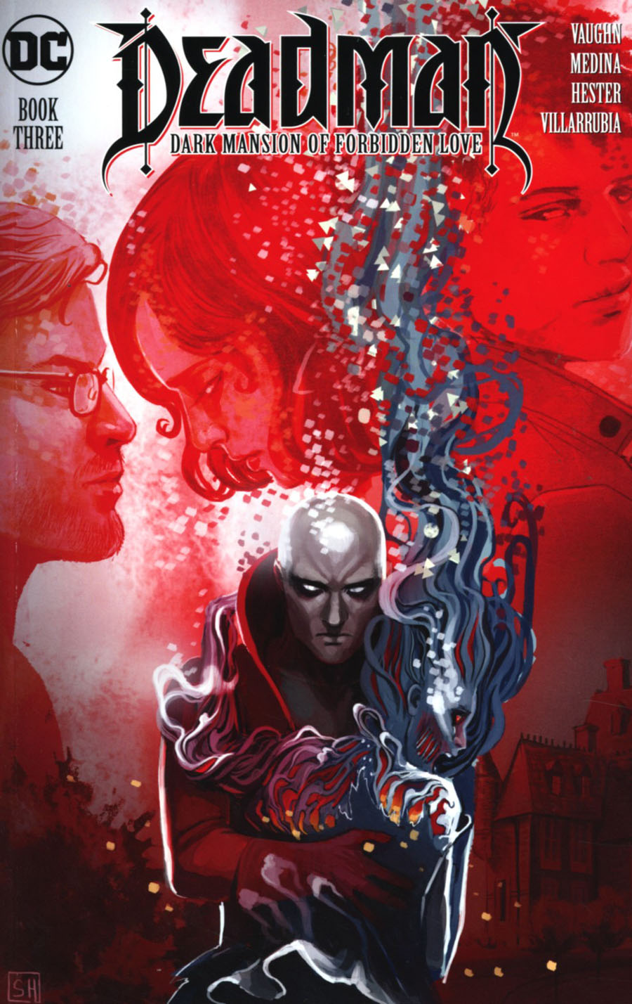 Deadman Dark Mansion Of Forbidden Love #3