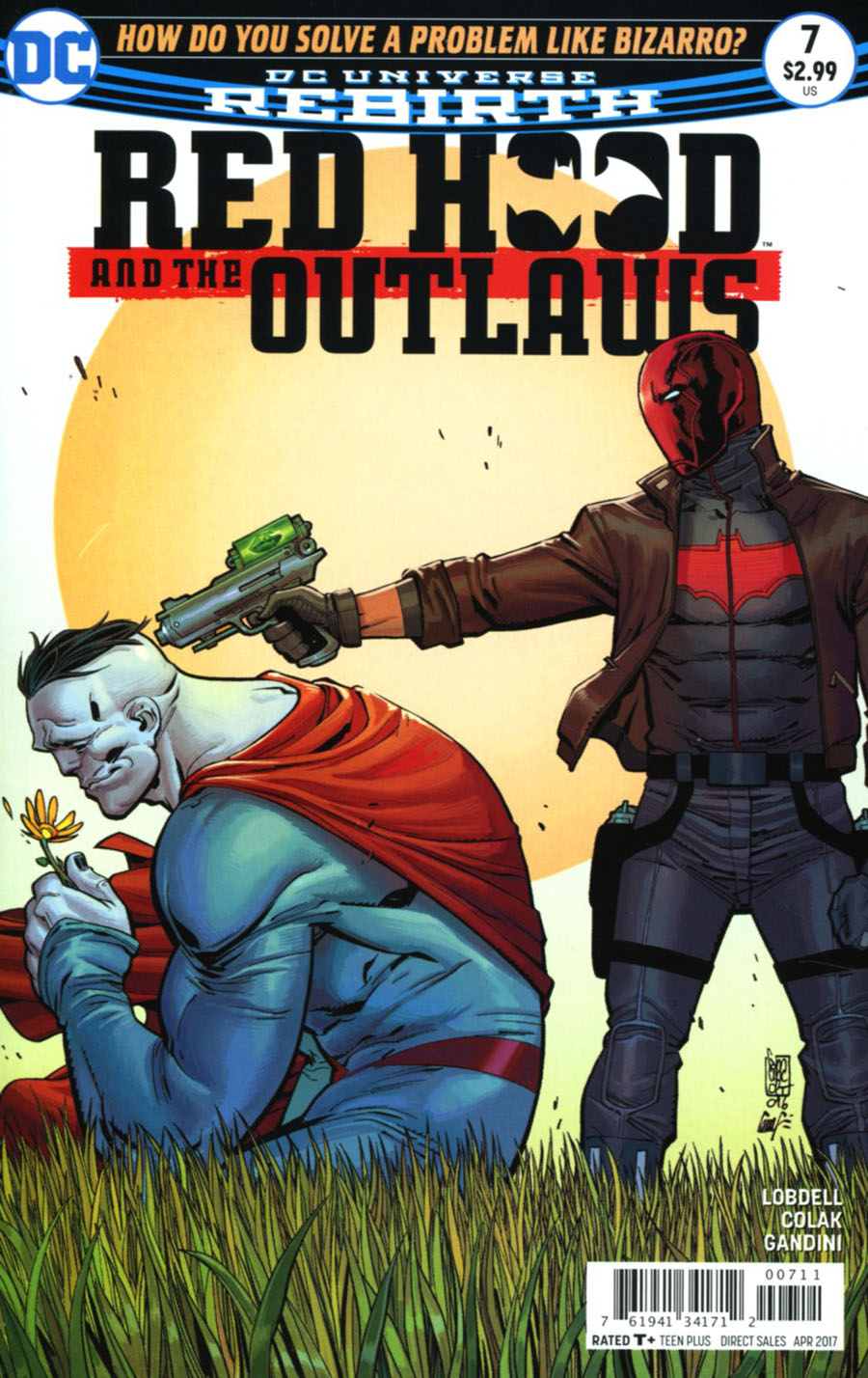Red Hood And The Outlaws Vol 2 #7 Cover A Regular Giuseppe Camuncoli & Cam Smith Cover