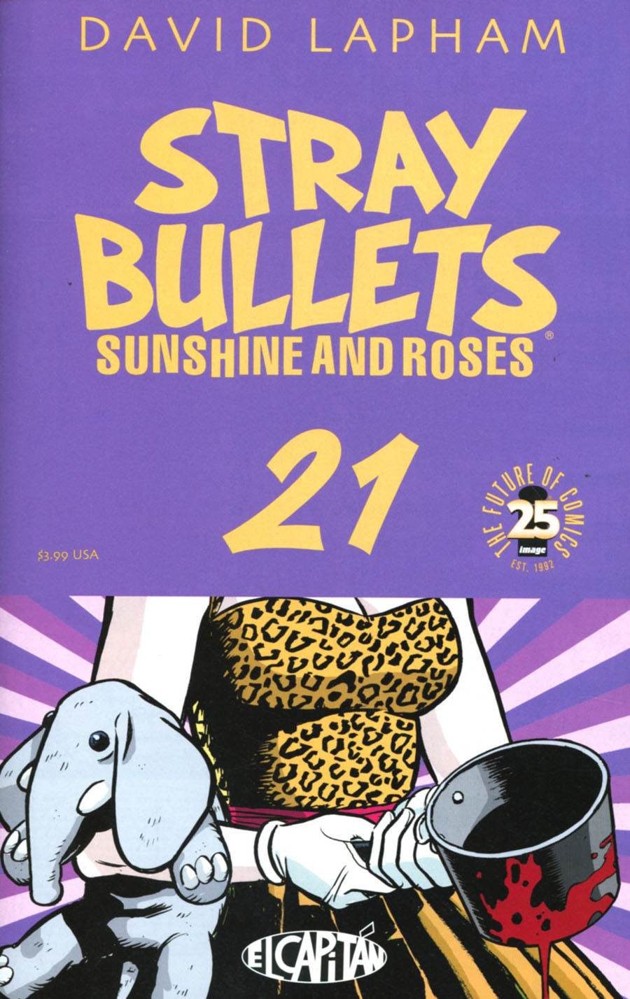 Stray Bullets Sunshine And Roses #21