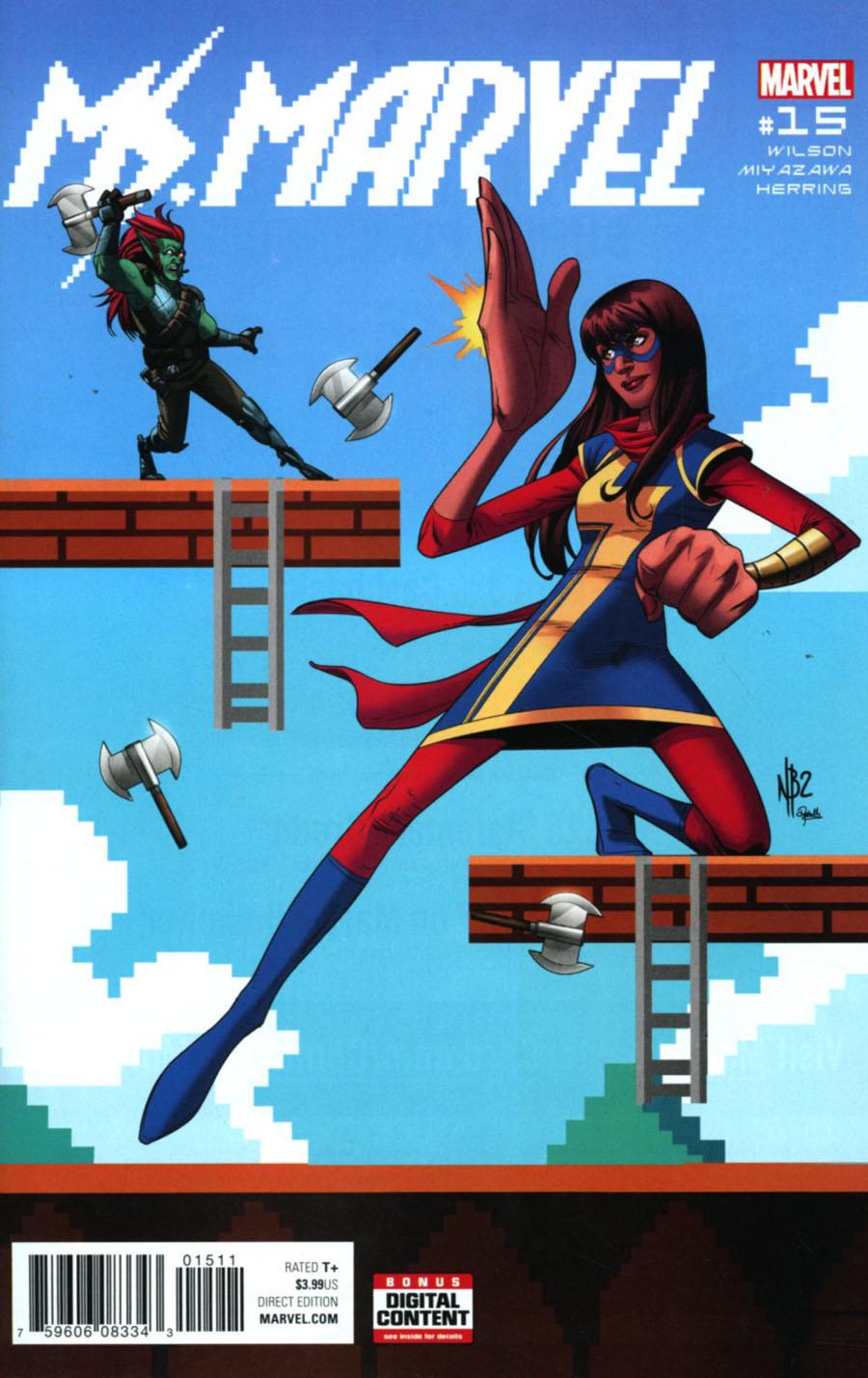 Ms Marvel Vol 4 #15