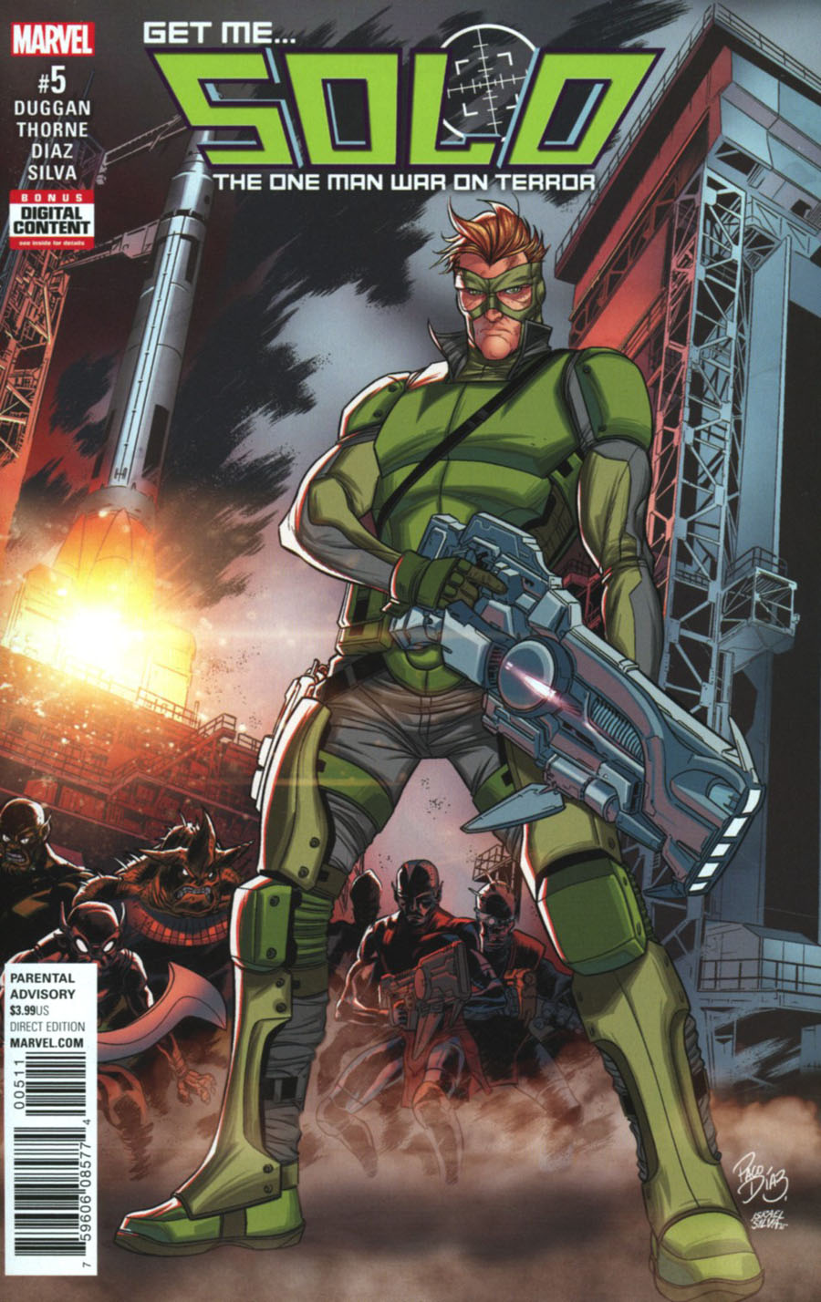 Solo (Marvel) Vol 2 #5
