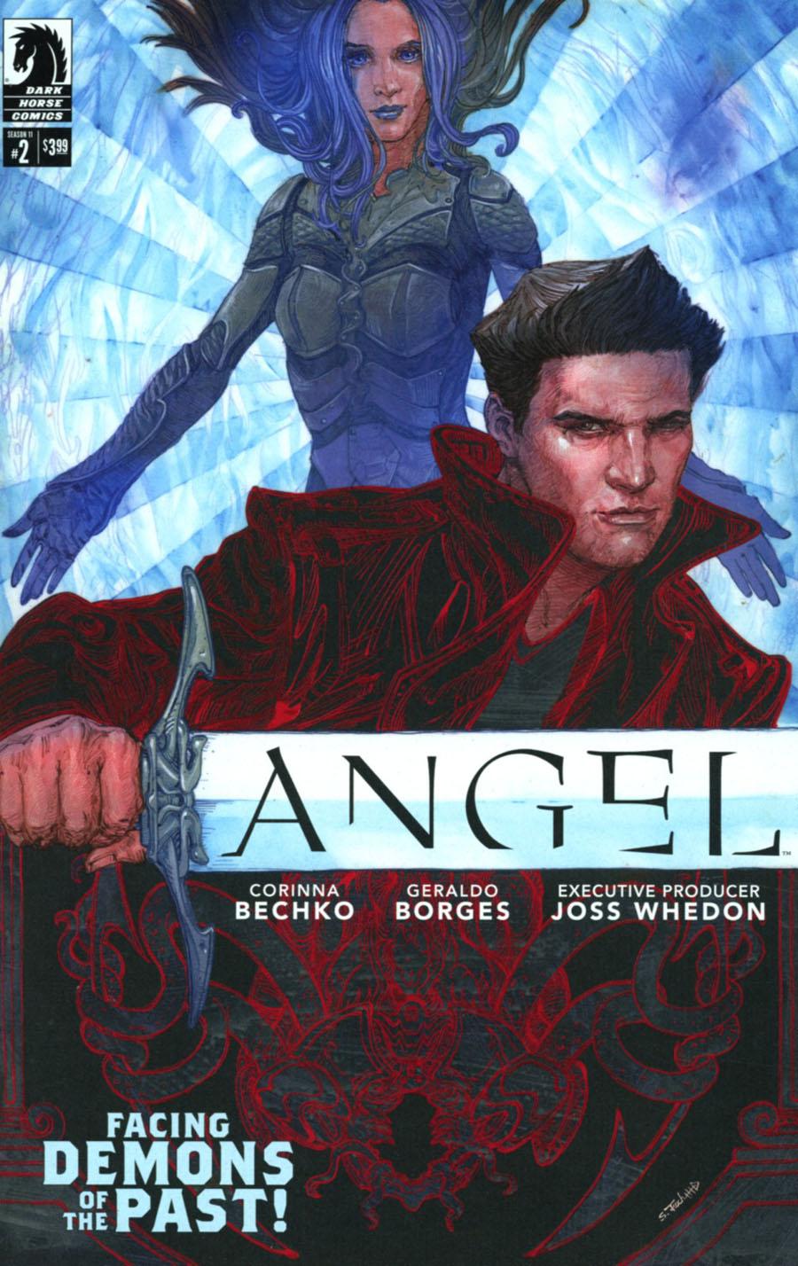Angel Season 11 #2 Cover A Regular Scott Fischer Cover