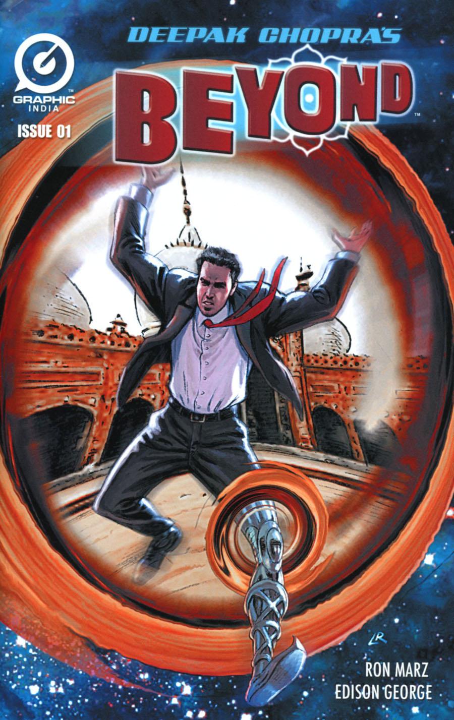 Deepak Chopras Beyond Vol 2 #1