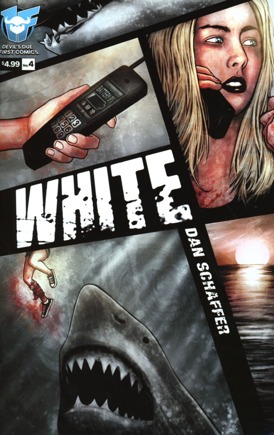White (Devils Due Publishing) #4