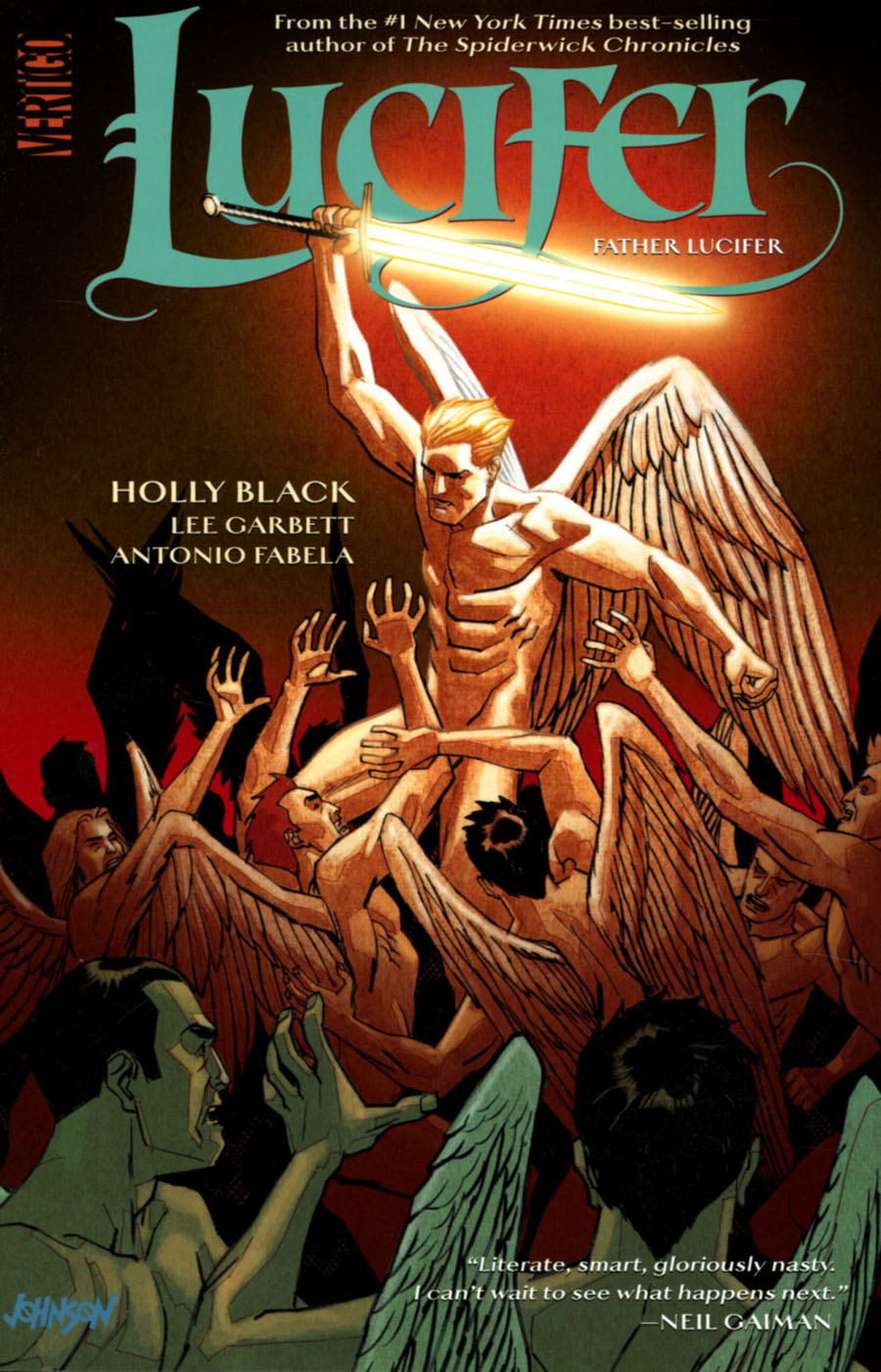 Lucifer (2015) Vol 2 Father Lucifer TP