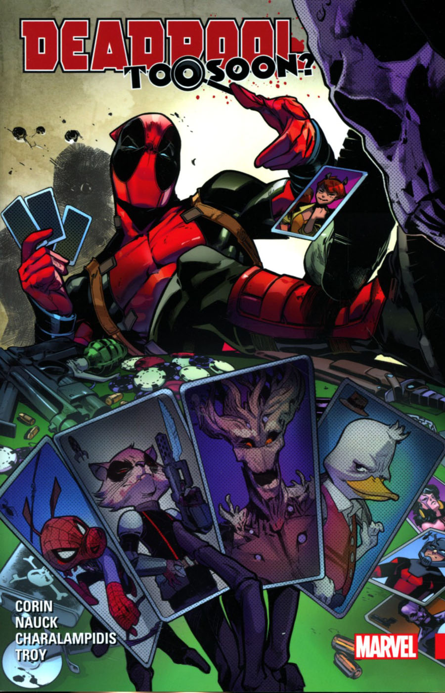Deadpool Too Soon TP