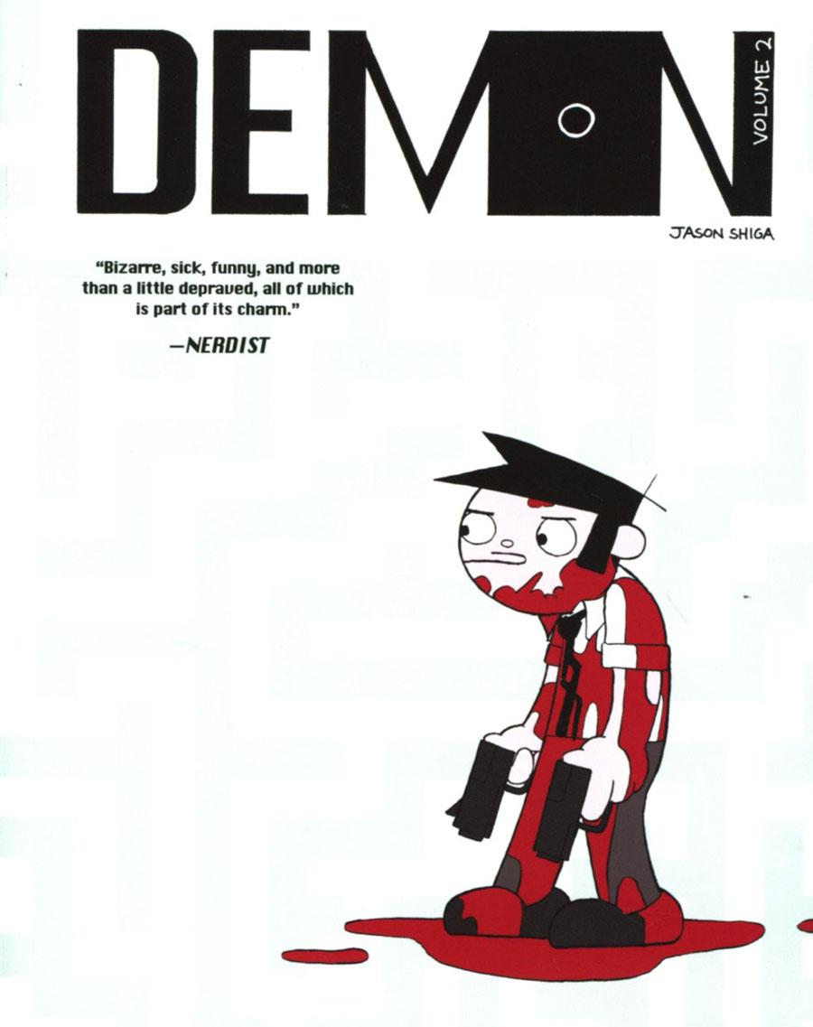Jason Shiga Demon Vol 2 TP