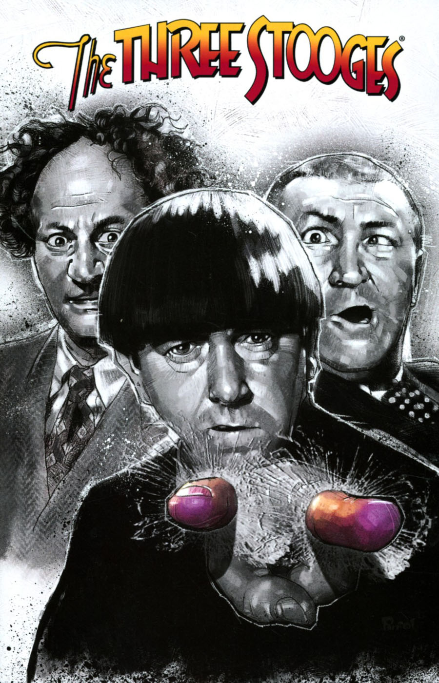 Three Stooges Vol 1 Boys Are Back TP