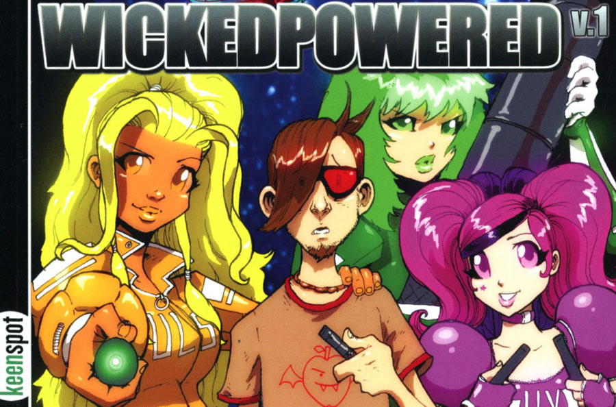 Wickedpowered Vol 1 GN