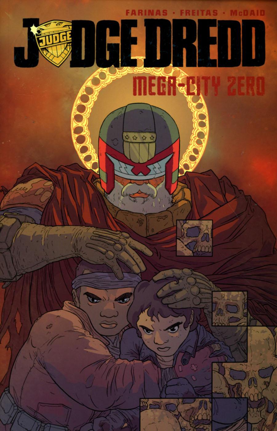 Judge Dredd Mega-City Zero Vol 3 TP
