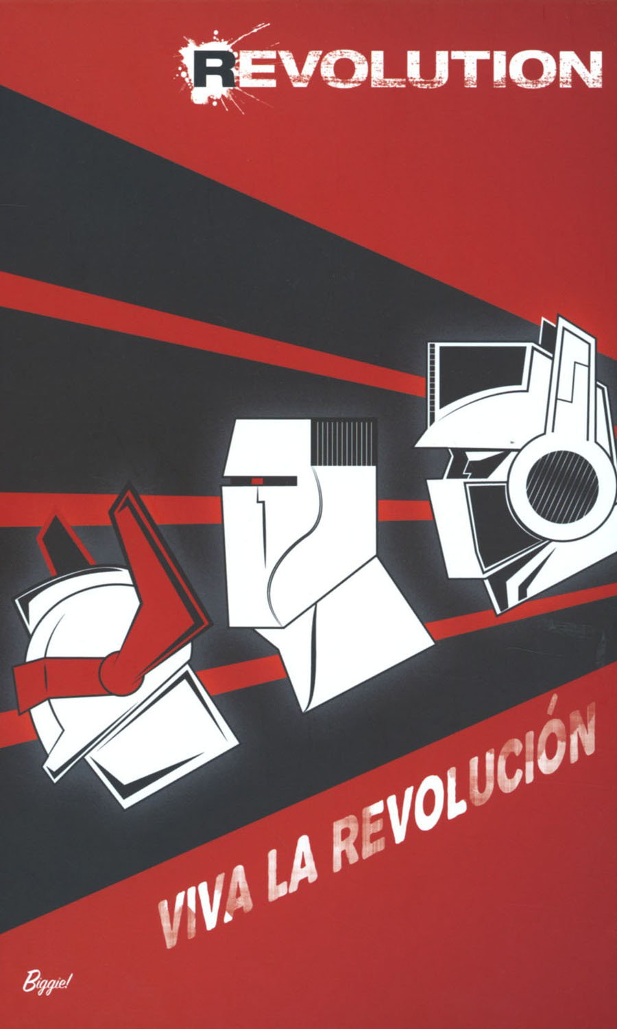 Revolution Deluxe HC Direct Market Exclusive