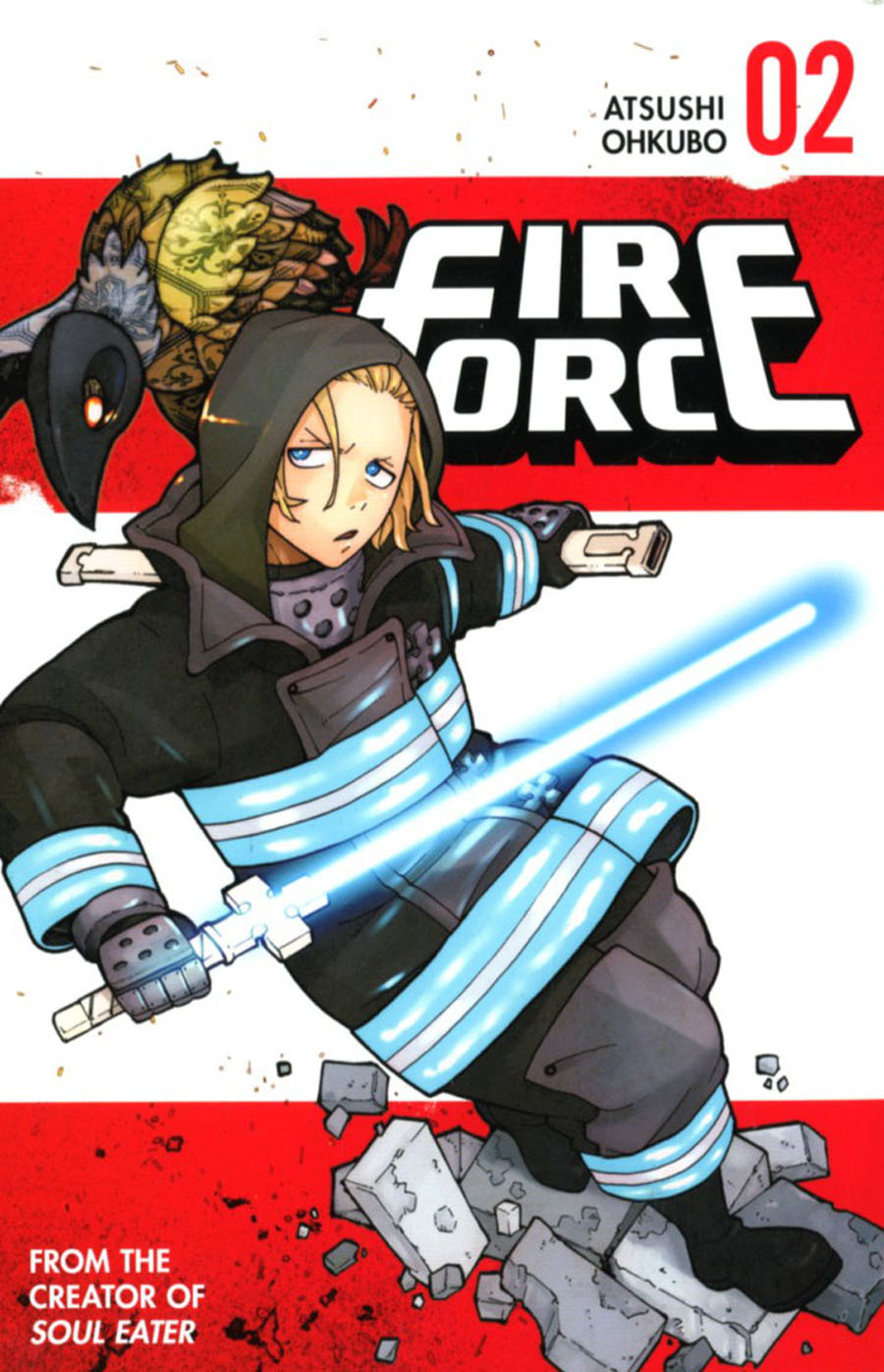 Fire Force Vol 2 GN