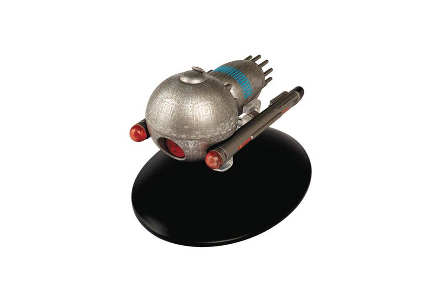 Star Trek Starships Figure Collection Magazine #92 Medusan Ship