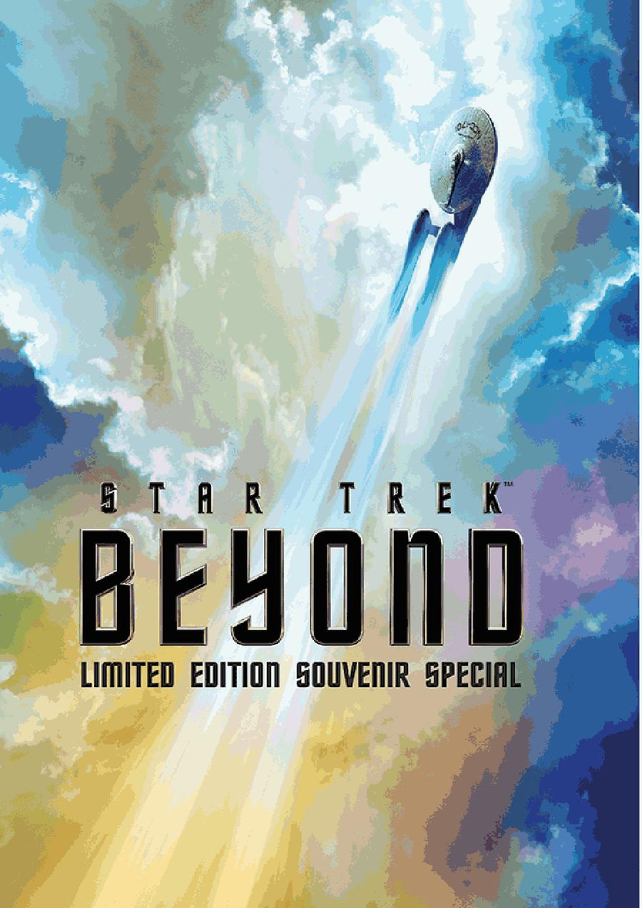 Star Trek Magazine Beyond Souvenir Edition