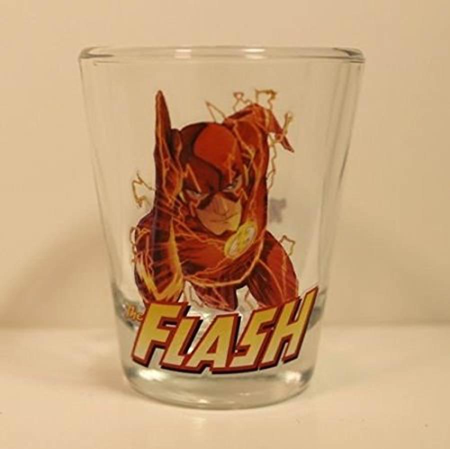 DC Comics Toon Tumbler Shot Glasses - Flash