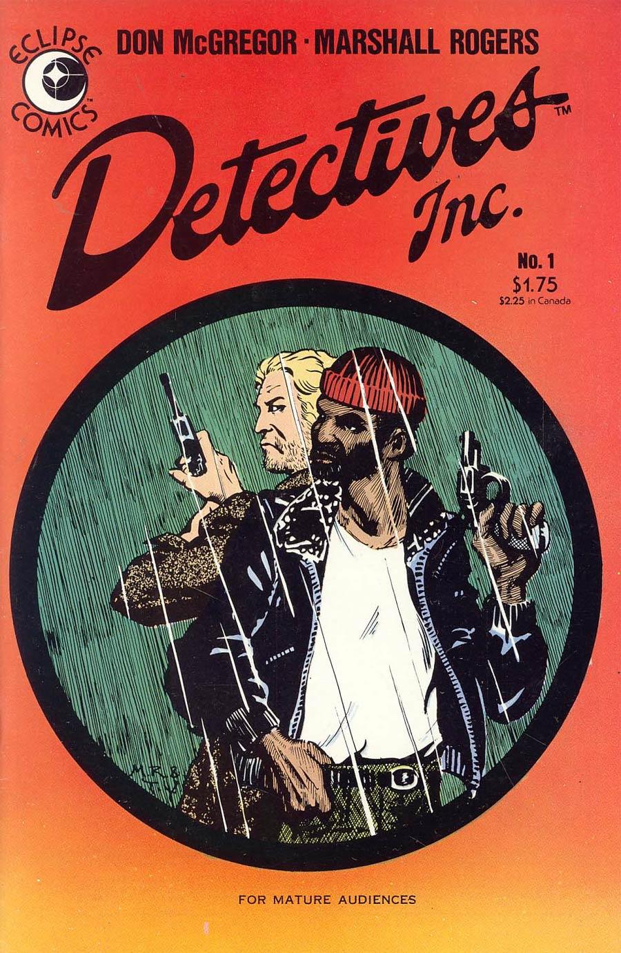 Detectives Inc #1