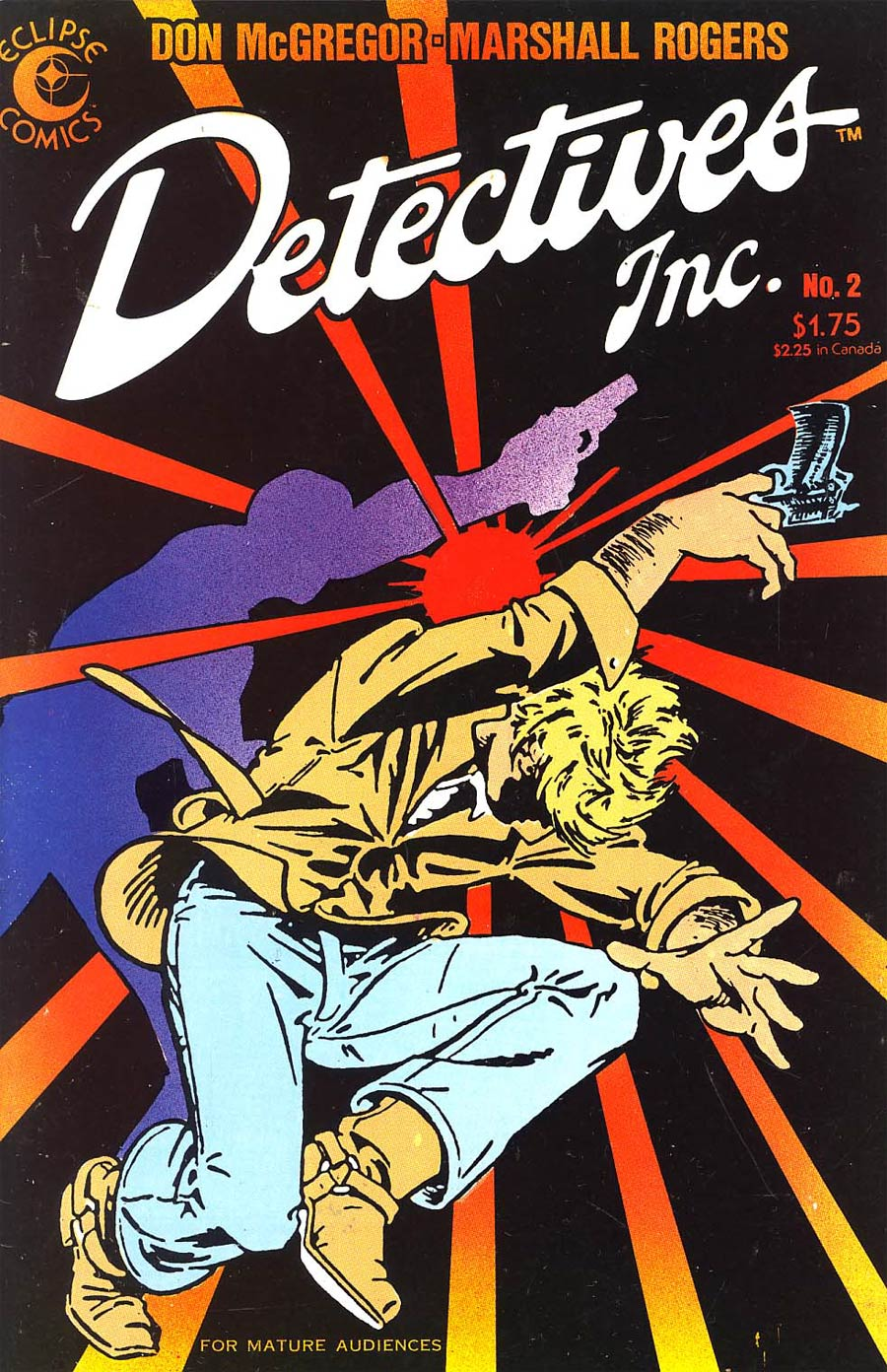 Detectives Inc #2